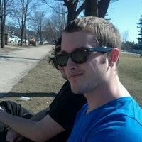 Photo taken at Schouler Park by Jeremy T. on 3/18/2012