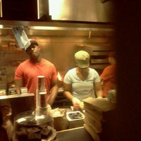 Photo taken at Burger Joint by Christopher T. on 3/24/2012