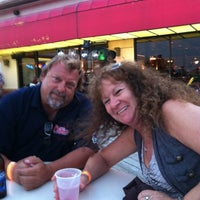 Photo taken at Lighthouse Pointe Waterfront Restaurant & Bar by Jackie G. on 6/20/2012