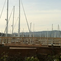 Photo taken at Sausalito Yacht Club by Zakhi ©. on 2/26/2012