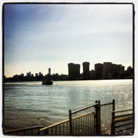 Photo taken at East River Ferry - Hunters Point South/Long Island City Terminal by J R. on 5/6/2012