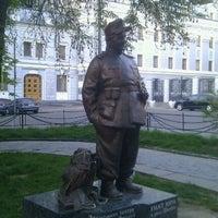 Снимок сделан в Площадь Ивана Франко пользователем Yaroslav M. 5/2/2012