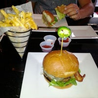 Photo taken at The Burger Palace by Richard H. on 5/23/2012