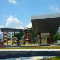 Photo taken at Blok J,UTMIC,Jalan Semarak, Kuala Lumpur. by Ezue Dean on 5/20/2012