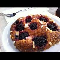Photo taken at Ken's Artisan Bakery by Nathan F. on 8/7/2012
