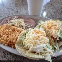 Photo taken at Taco Burrito King by Ryan S. on 4/19/2012