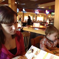 Photo taken at Applebee's by Rick I. on 8/19/2012