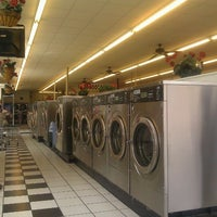 Photo taken at Main Street Laundry by Ron on 7/22/2012