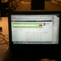 Photo taken at Franklin Avenue Library by Benjamin G. on 3/13/2012