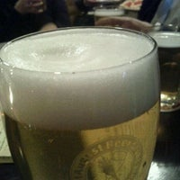 Photo taken at August Beer Club by Harumi on 2/3/2012