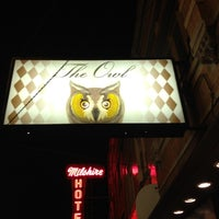 Photo taken at The Owl by Stefania R. on 7/16/2012