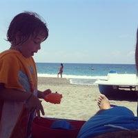 Снимок сделан в Lido Mediterraneo - Gizzeria пользователем Christian M. 7/13/2012