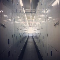 Photo taken at Manhattan Mini Storage by Chad N. on 5/30/2012