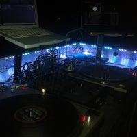 Photo taken at District Lounge by David C. on 2/25/2012