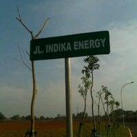 Photo taken at PT. Indika Energy Tbk by Zareena C. on 7/25/2012