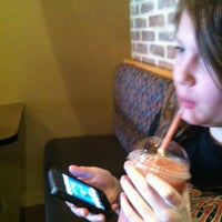 Photo taken at Second Cup by Karen G. on 3/10/2012
