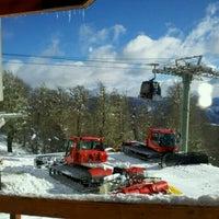 Foto tomada en Chapelco Ski Resort por Eduardo C. el 7/10/2012