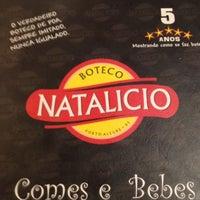 Foto tirada no(a) Boteco Natalício por Homero B. em 7/18/2012