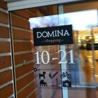 Photo taken at Domina Shopping by Austris P. on 3/14/2012