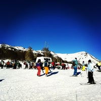 Foto tomada en Chapelco Ski Resort por Thiago B. el 7/30/2012