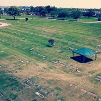 Photo taken at Forest Lawn Cemetery by Big J. on 4/10/2012