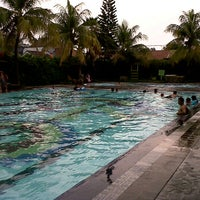 Photo taken at Resinda Swiming Pool by Fery P. on 4/29/2012