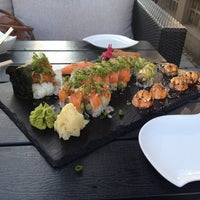 Photo taken at Chill Out Sushi by Christian N. on 6/7/2012