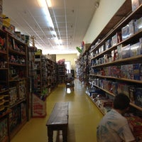Photo taken at Richards Variety Store by Melissa C. on 6/12/2012