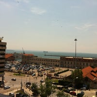 Photo taken at Thessaloniki Port by Silalena on 5/31/2012
