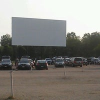 Photo taken at Vali-Hi Drive-In by Eric H. on 7/4/2012
