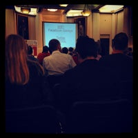 Photo taken at Social Developers London by Hollie B. on 3/25/2012