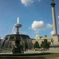 8/16/2012에 Air님이 Schlossplatz에서 찍은 사진