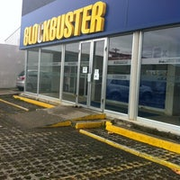 Photo taken at Blockbuster by Rodrigo M. on 3/13/2012