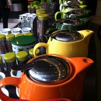 Photo taken at Argo Tea by Ajit D. on 7/30/2012