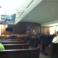 Photo taken at Harris County Criminal Justice Center by RocketRoy &. on 5/16/2012