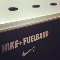Photo taken at Nike Fuelstation by James C. on 8/1/2012