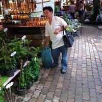 Photo taken at Wat Lam Phaya Floating Market by 🍭🍭PANII🍭🍭 . on 8/18/2012
