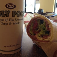 Photo taken at Roly Poly Sandwiches by Emile K. on 4/29/2012