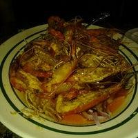 Photo taken at Alegrias Seafood Chicago by Sarah on 5/25/2012