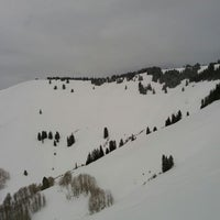 Photo taken at Back Bowls at Vail by Chad W. on 2/28/2012