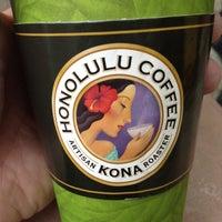 Photo taken at Honolulu Coffee Company by Steve W. on 3/7/2012