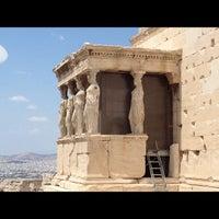 Photo taken at Acropolis of Athens by Vasili T. on 8/19/2012