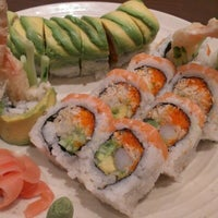 Photo taken at New Generation Sushi by Sam S. on 6/17/2012