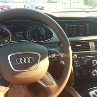 Photo taken at Classic Audi by Raheleh K. on 6/29/2012