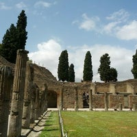Photo taken at Area Archeologica di Pompei by Adrian T. on 5/16/2012