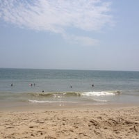 Photo taken at 145th St Beach by MissAttitude on 7/1/2012