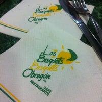 Photo taken at Los Bisquets Bisquets Obregón by Perlita R. on 6/1/2012