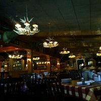 Photo taken at Bugaboo Creek Steakhouse by Evan L. on 5/12/2012
