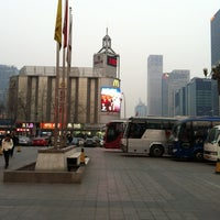 Photo taken at 绿波廊 by Silvana S. on 2/21/2012