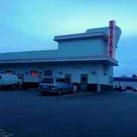 Photo taken at Swensons (West Akron) Drive-In Restaurants by Beth s. on 3/16/2012
